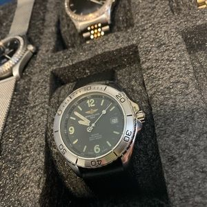 Breitling Automatic Shark Watch